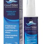 Good Niter - funziona - spray - recensioni - opinioni - Italia - prezzo