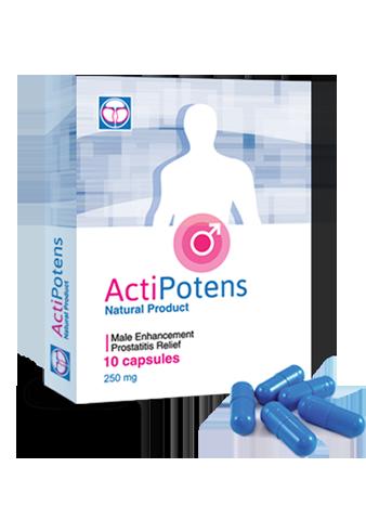 ActiPotens – funziona – prezzo – recensioni – opinioni – in farmacia