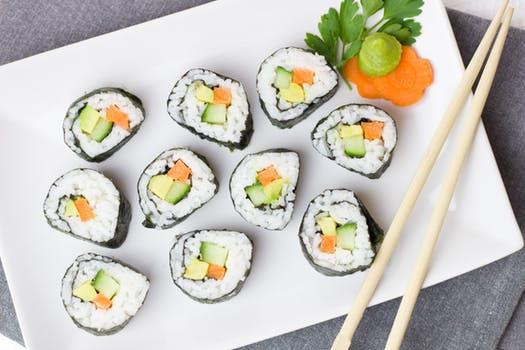 Sushi Bazooka – controindicazioni