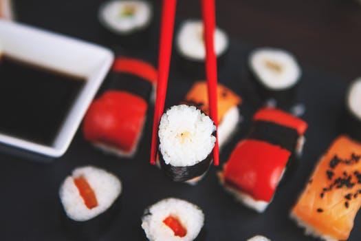 Sushi Bazooka – originale – Italia