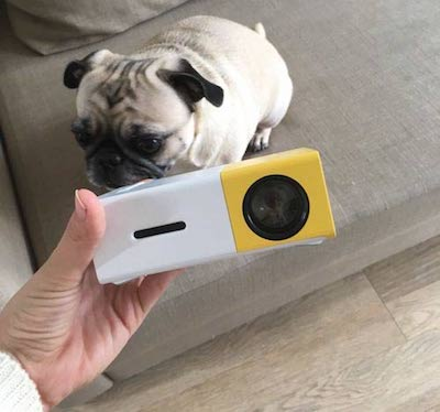 Mini HDProjector - funziona - come si usa