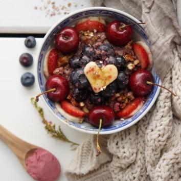 Polvere Acai Berry - composizione - funziona - come si usa - ingredienti