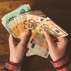 Money Amulet - originale - Italia