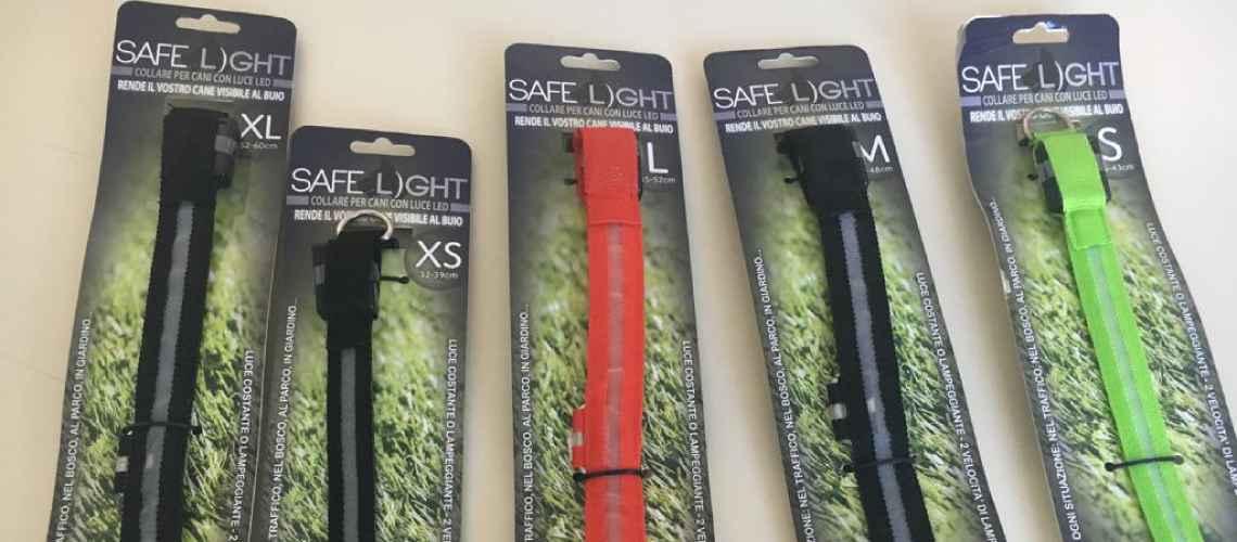 Safe Light Collare - funziona - prezzo - recensioni - opinioni