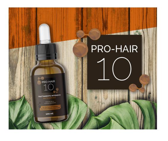 Pro-Hair 10 - controindicazioni - effetti collaterali