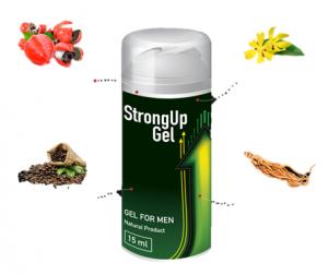 StrongUp Gel - prezzo - dove si compra - amazon - farmacia