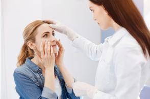 La pulizia del viso con il laser IPL