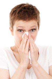 Tipologie di allergia