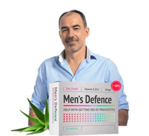 Men's Defence - controindicazioni - effetti collaterali