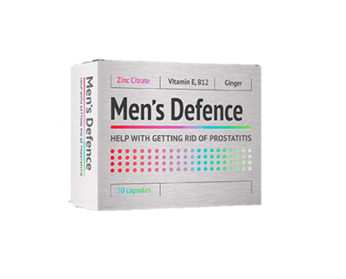 Men's Defence - funziona - prezzo - recensioni - opinioni - in farmacia
