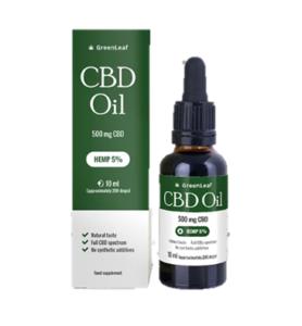 GreenLeaf CBD Oil - forum - opinioni - recensioni