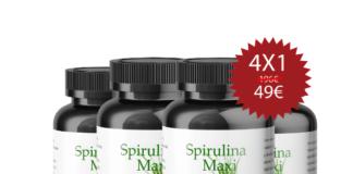 Spirulina Maxi - prezzo - funziona - in farmacia - opinioni - recensioni