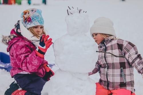 Effetti sul fisico della stagione invernale il freddo