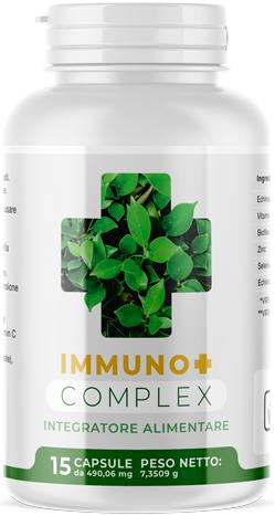 IMMUNO+ Complex - in farmacia - prezzo - recensioni - funziona - opinioni