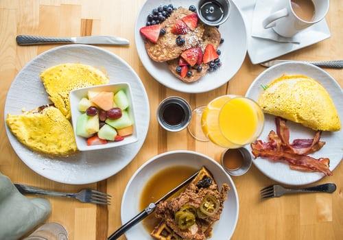 Prendersi il giusto tempo per la colazione
