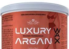 Luxury Argan Wax - opinioni - recensioni - in farmacia - funziona - prezzo