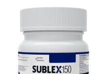 Sublex 150 - funziona - opinioni - in farmacia - prezzo - recensioni