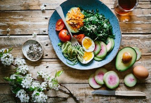 La dieta mediterranea il menù e i cibi consigliati