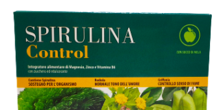Spirulina Control - opinioni - funziona - recensioni - in farmacia - prezzo