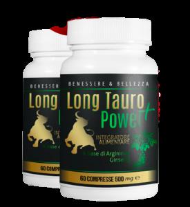 Long Tauro Power - funziona - opinioni - in farmacia - prezzo - recensioni