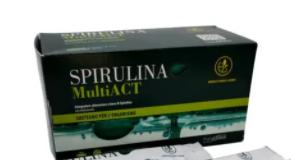 Spirulina MultiACT - opinioni - in farmacia - funziona - prezzo - recensioni